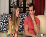 Teen Kinkster Blows And Rides - scene 4