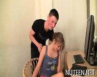 Nailing A Tight Poon Tang - scene 2