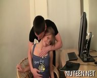 Nailing A Tight Poon Tang - scene 3