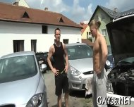 Two Gay Fellows Fuck Hard - scene 6