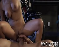 Great Blowjob From Hottie - scene 8
