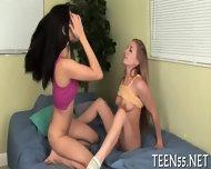 Horny Teen Craves For Xxl Cock - scene 7