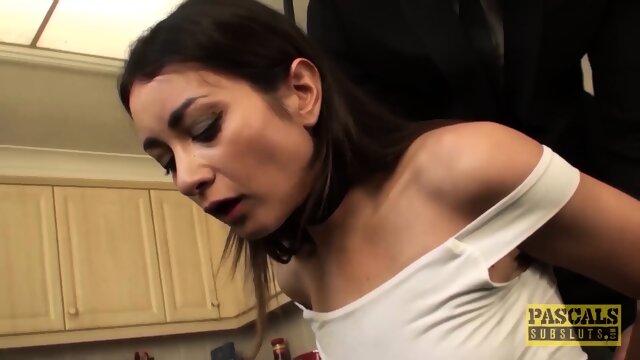 PASCALSSUBSLUTS – Italian Babe Valentina Bianco Ass Dominated