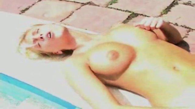 Denisa at the Pool 3