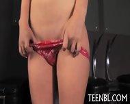Sensual Pussy Rubbing - scene 1