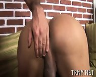 Ripe Tranny Gets Totally Used - scene 2