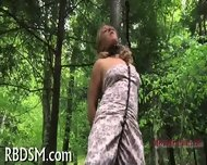 Wet From Salacious Torture - scene 1