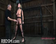 Wet From Salacious Torture - scene 10