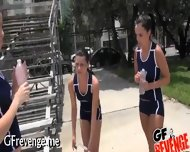 Thrashing Teens Poon Tang - scene 5