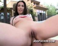 Casey Calvert Fucked Deep In Her Ass - scene 2