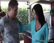 A Training Of Love From His Step Mom - scene 3