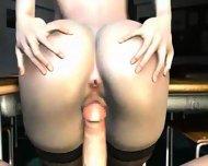 Umemaro - 3D - Hentai - Lewd Bomb Buster Teacher - scene 5