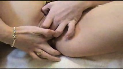 Playing with my Pussy - scene 7