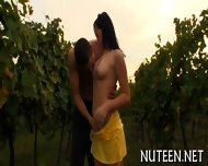 Sensual And Errotic Threesome - scene 6