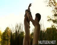 Arousing A Tough Male Rod - scene 4