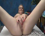 Sexy Brunette Impaled On Cock - scene 8