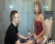 Stud Shares His Hot Babe - scene 2