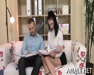 Deep And Raunchy Anal Penetration - scene 1