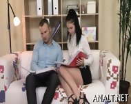 Deep And Raunchy Anal Penetration - scene 3