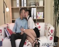 Deep And Raunchy Anal Penetration - scene 5