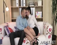 Deep And Raunchy Anal Penetration - scene 6