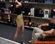 Pawnshop Slut Shakes Booty For Cash - scene 8