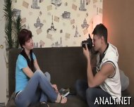Double Delights For Cute Teen - scene 3