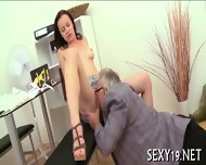 Teacher Is Fucking Young Babe - scene 3