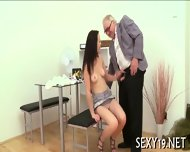 Teacher Is Fucking Young Babe - scene 4