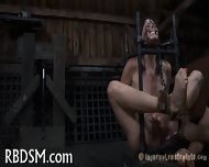Tainting Twat With Torture - scene 9