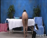 Firing Beautys Lovely Shaved Twat - scene 3