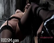 First Timer In Hardcore Bdsm Sex - scene 5
