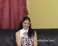 Latina About To Get Her Face Fucked - scene 3