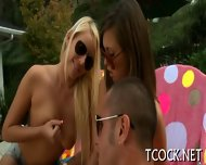 Lusty Intrusion From A Thick Schlong - scene 4