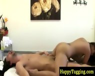 Asian Masseuse On Spycam Pleasures Dude - scene 1