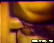 Digitized Retro Seventies Porn Video Tape - scene 11