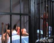 Wet Lesbian Bathroom Sex - scene 3