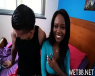 Saucy And Wet Blowjob - scene 5