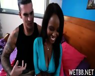 Saucy And Wet Blowjob - scene 6