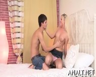 Stretching Beautys Tight Anal Canal - scene 7