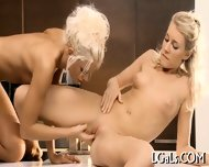 Gorgeous Gals Are Licking - scene 1