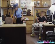 Let See How The Pawnman Made A Deal To Bang Ms. Police Officer - scene 3