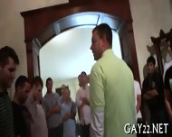 Gay Hazing For Straight Boys - scene 2