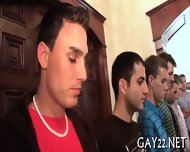 Gay Hazing For Straight Boys - scene 3