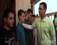 Gay Hazing For Straight Boys - scene 4