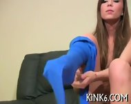 Hot And Wet Gash In Pantyhose - scene 2