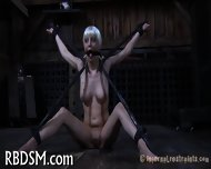 Inflicting Pleasure On Babe S Cunt - scene 1