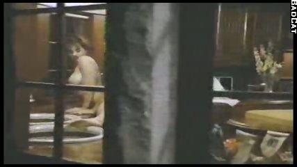 2 lesbians in a kitchen - scene 8