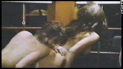 2 lesbians in a kitchen - scene 9