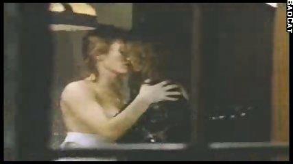 2 lesbians in a kitchen - scene 1